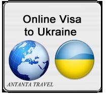 Online visa to Ukraine